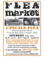 2015 Flea at the Evaporator Works Marketing piece (1)