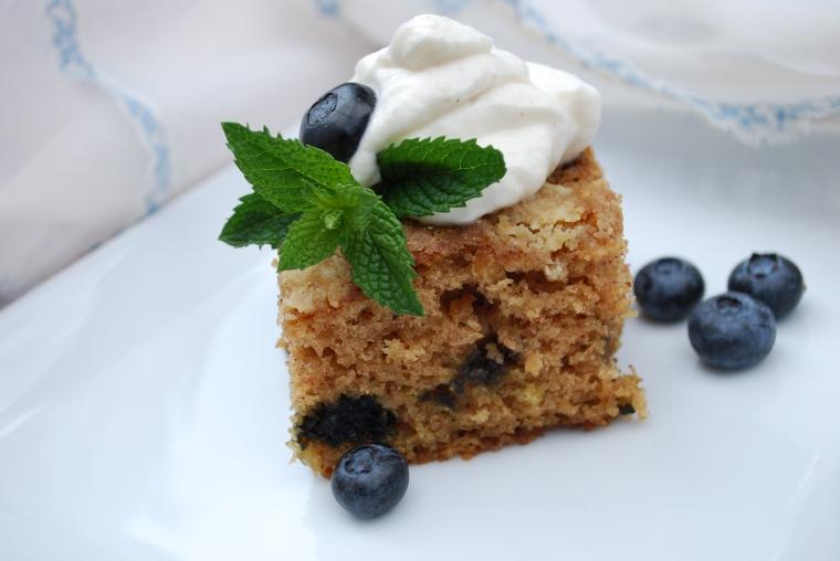Blueberry Cake 3